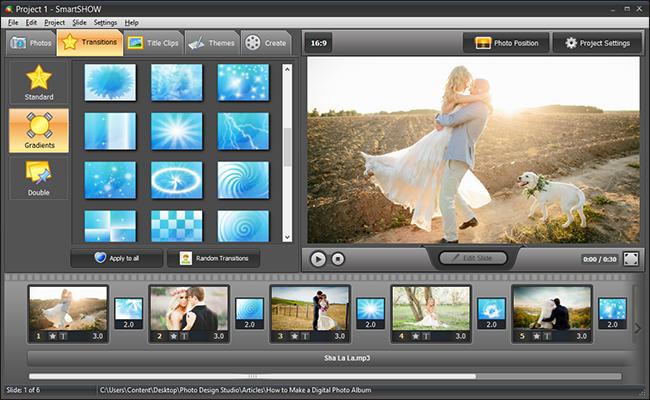 How To Make A Digital Photo Album 4 Essential Photo Tools